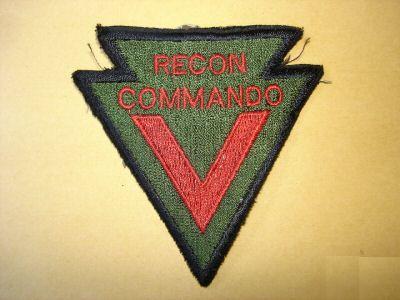 Recondo Commando