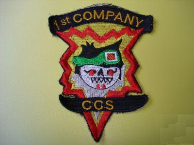 SOG 1st Company