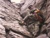 Climbing, EC – Getting in some climbing practice in Ecuador