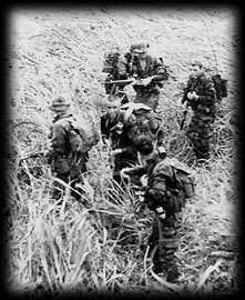 Hot extraction: MACV Recondo school Viet Nam 1968