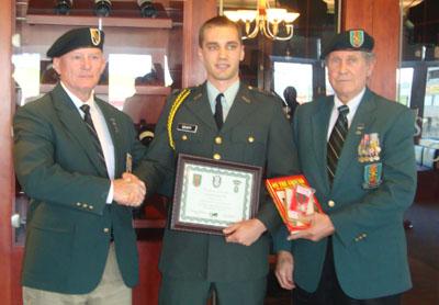 Lonny Holmes, Cadet John Graff, Jack Lawson