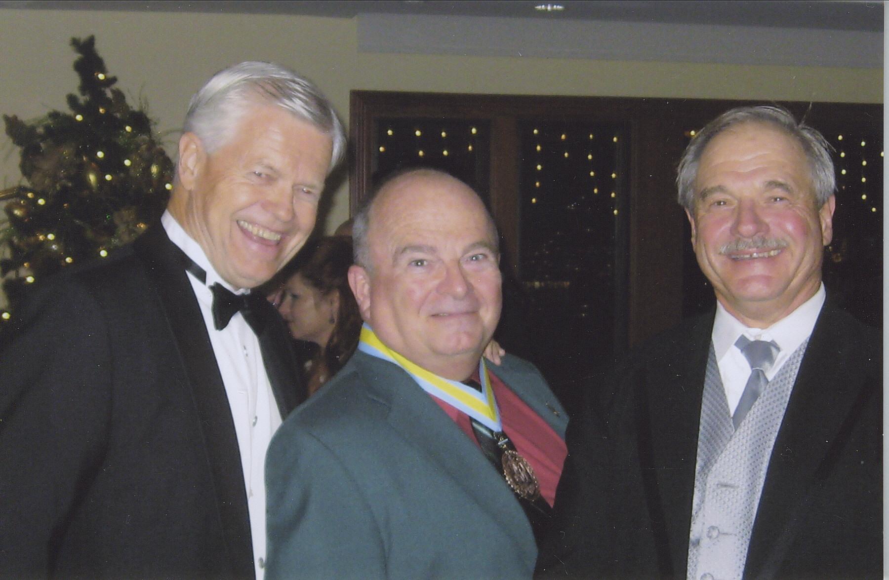 John Stryker Meyer, Brad Welker, Mike Keele