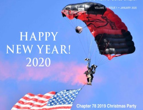 Chapter 78 Newsletter for January, 2020